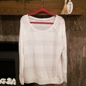 Maurices inMotion Long Sleeve Yoga Top